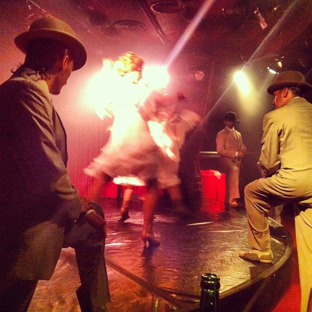 Tango Show at Faena Hotel + Universe