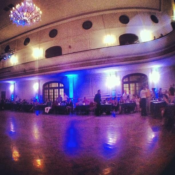 La Milonguita, a Tango dance hall in Buenos Aires