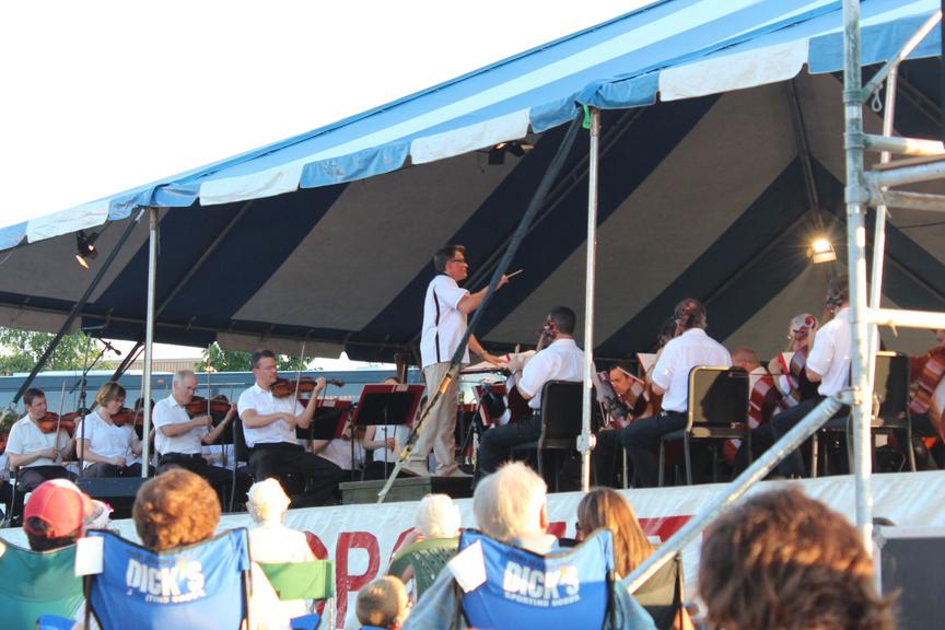 Conductor John Morris Russell