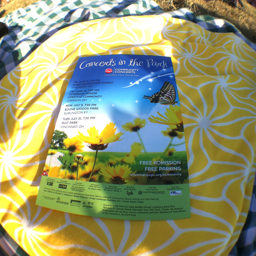 The Concerts in the Park Program