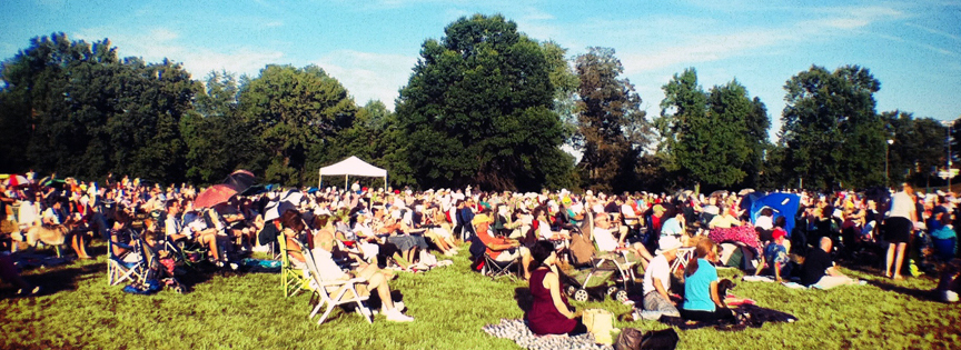 Concerts in the Park by Cincinnati Pops