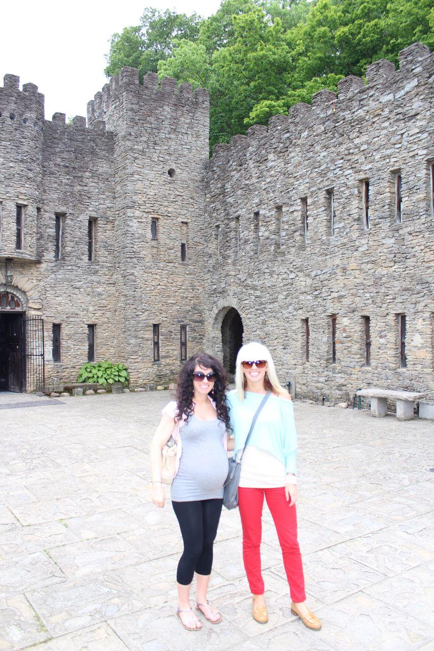 Jenny and Jill visit Loveland Castle