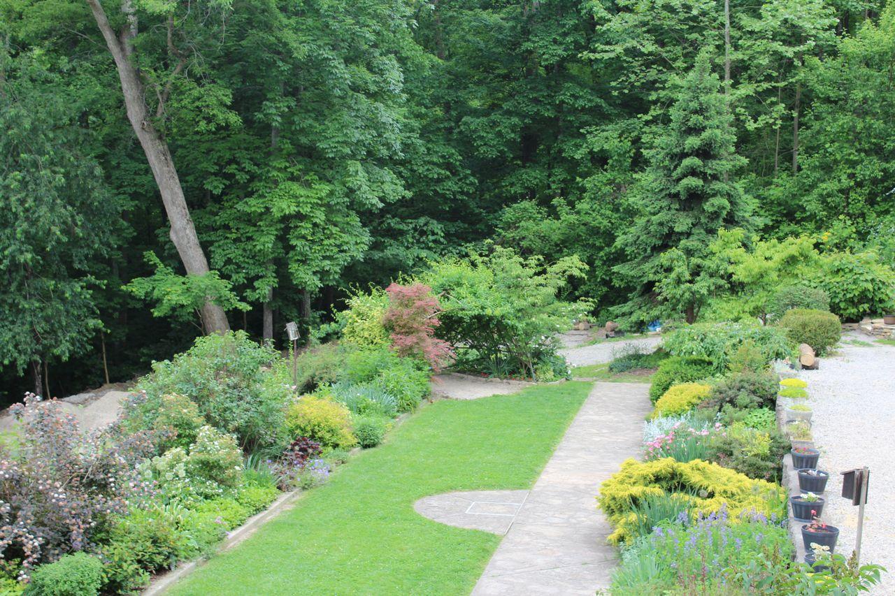 The Gardens of Loveland Castle