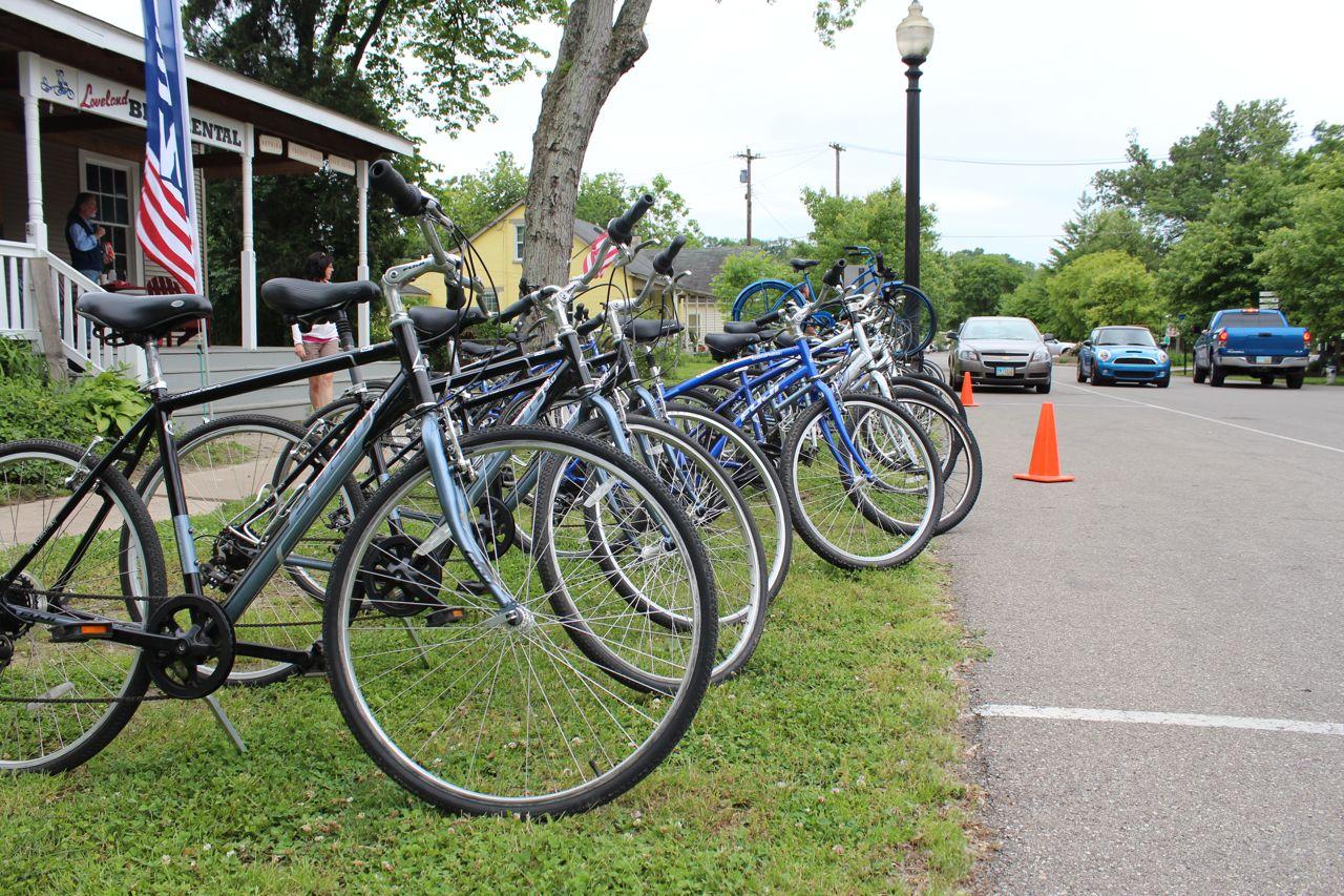 Loveland Bike Rental