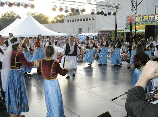 Greek Dance Panegyri