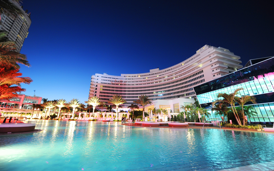 Photo courtesy of Fontainebleau Resort