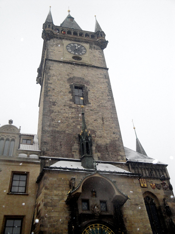 Astronimical Clock in Old Town Square