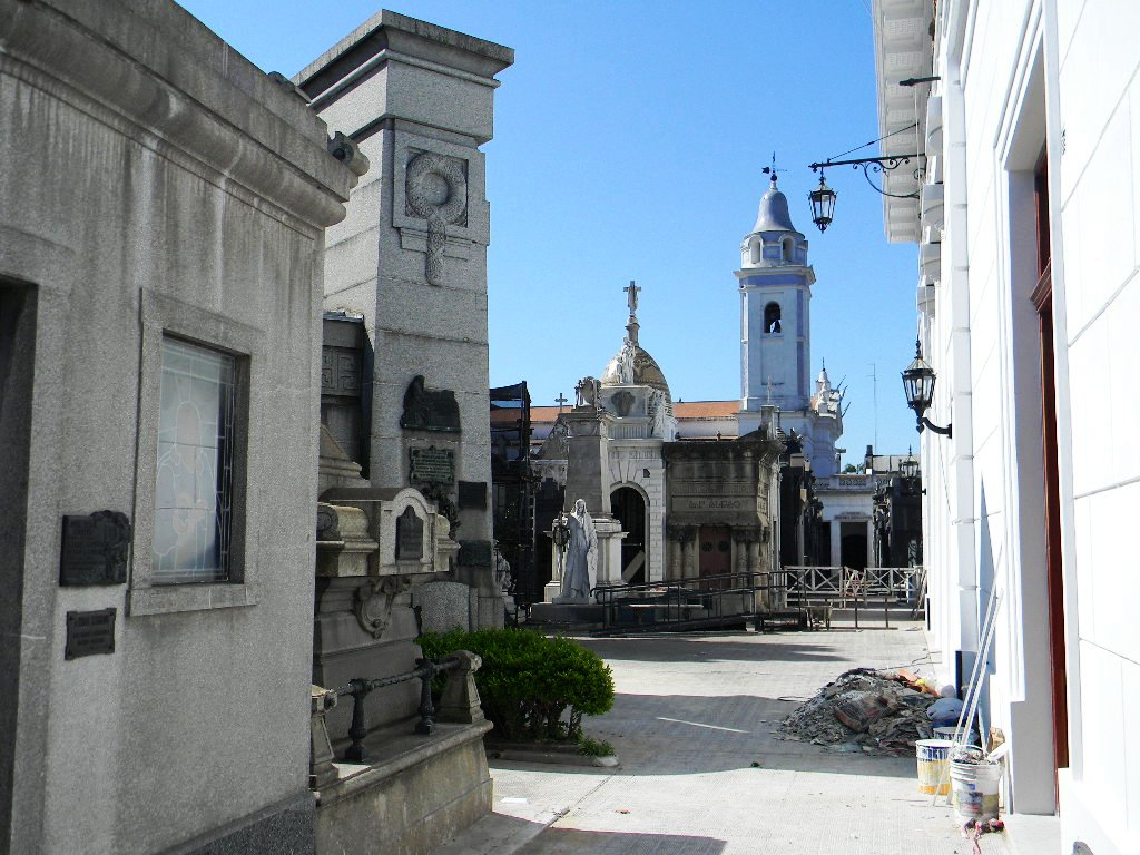 Recoleta Cemetery - City of the Dead