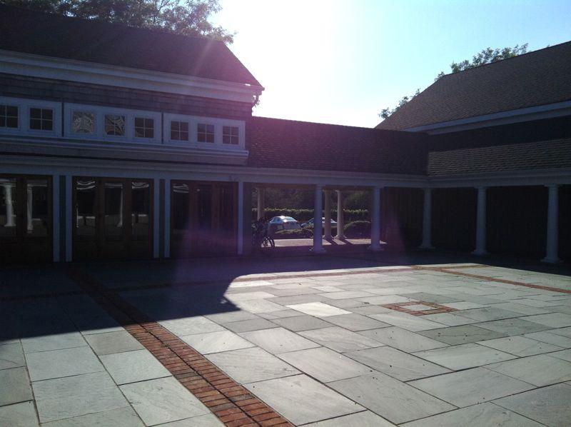 Pelligrini Courtyard
