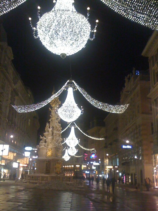 Vienna Christmas Lights