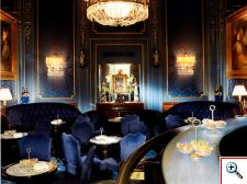 Blaue Bar - Photo from Hotel Sacher website
