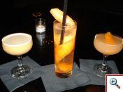Selection of Drinks Burritt Room