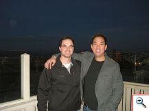Joe and Eric