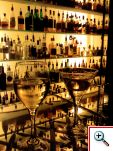 Redwood Room bar