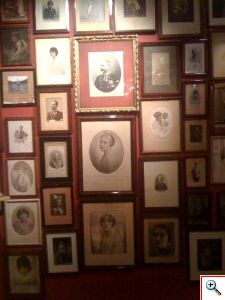 Wall of Guests